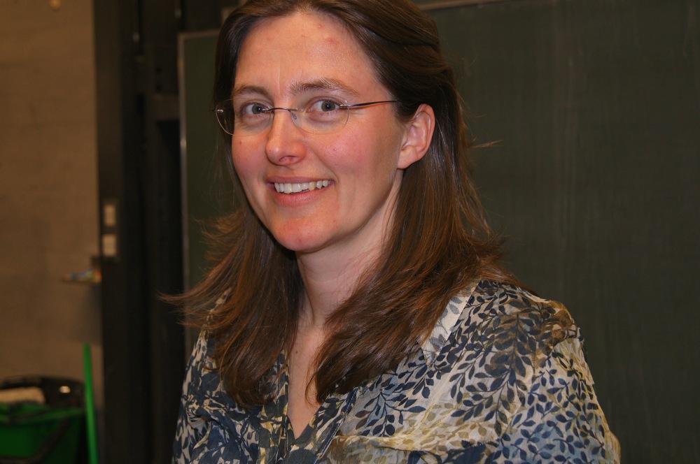 Biologin Sonja Eser