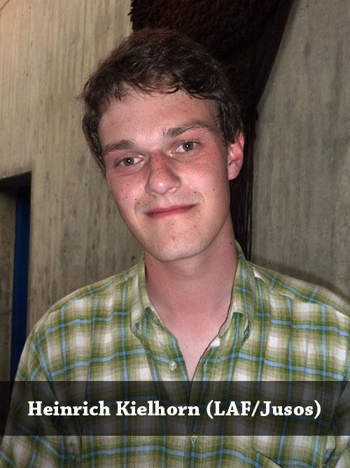 Heinrich Kielhorn (LAF-Jusos)