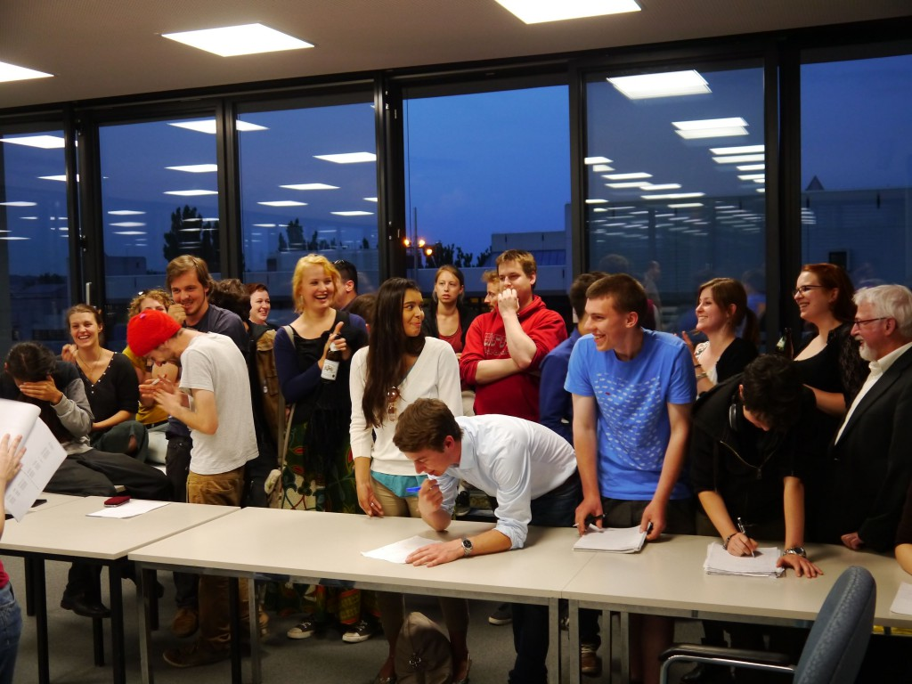 Hochschulwahlen 2014 Uni Regensburg