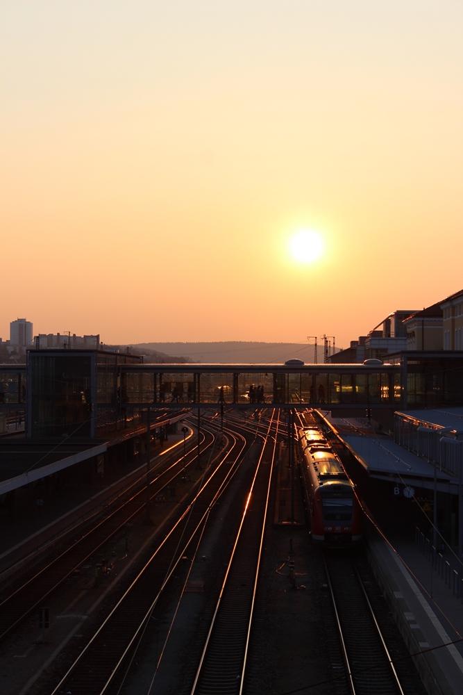 Der Bahnhof