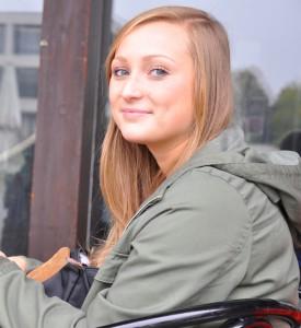 Alexandra, 20 Jahre, Hauptschullehramt