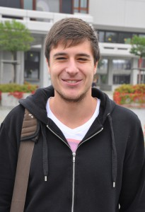 Markus, 22 Jahre, Medieninformatik