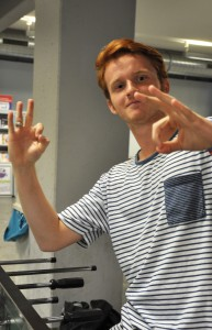 Moritz, 19 Jahre, Jura