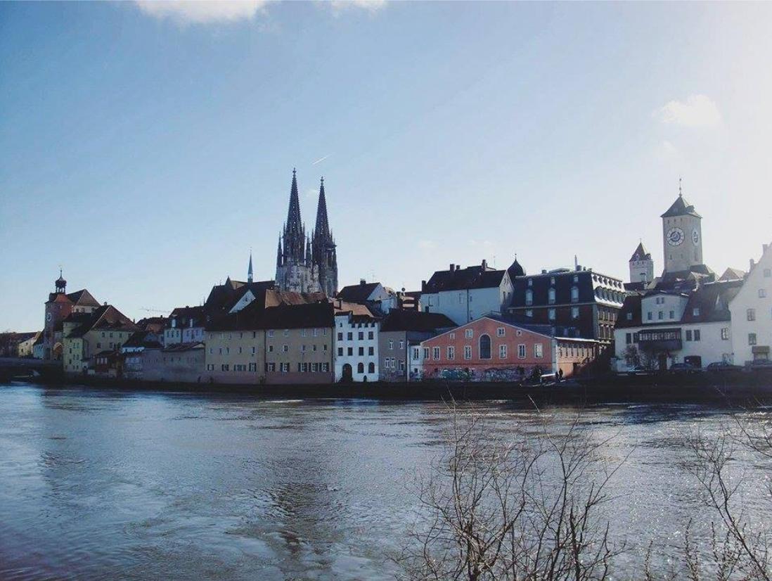 Ratisbonnais Au revoir Regensburg!