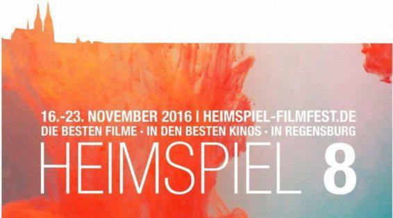 Polarisierend und inspirierend – das Regensburger Filmfestival  »Heimspiel« geht in die 8. Runde