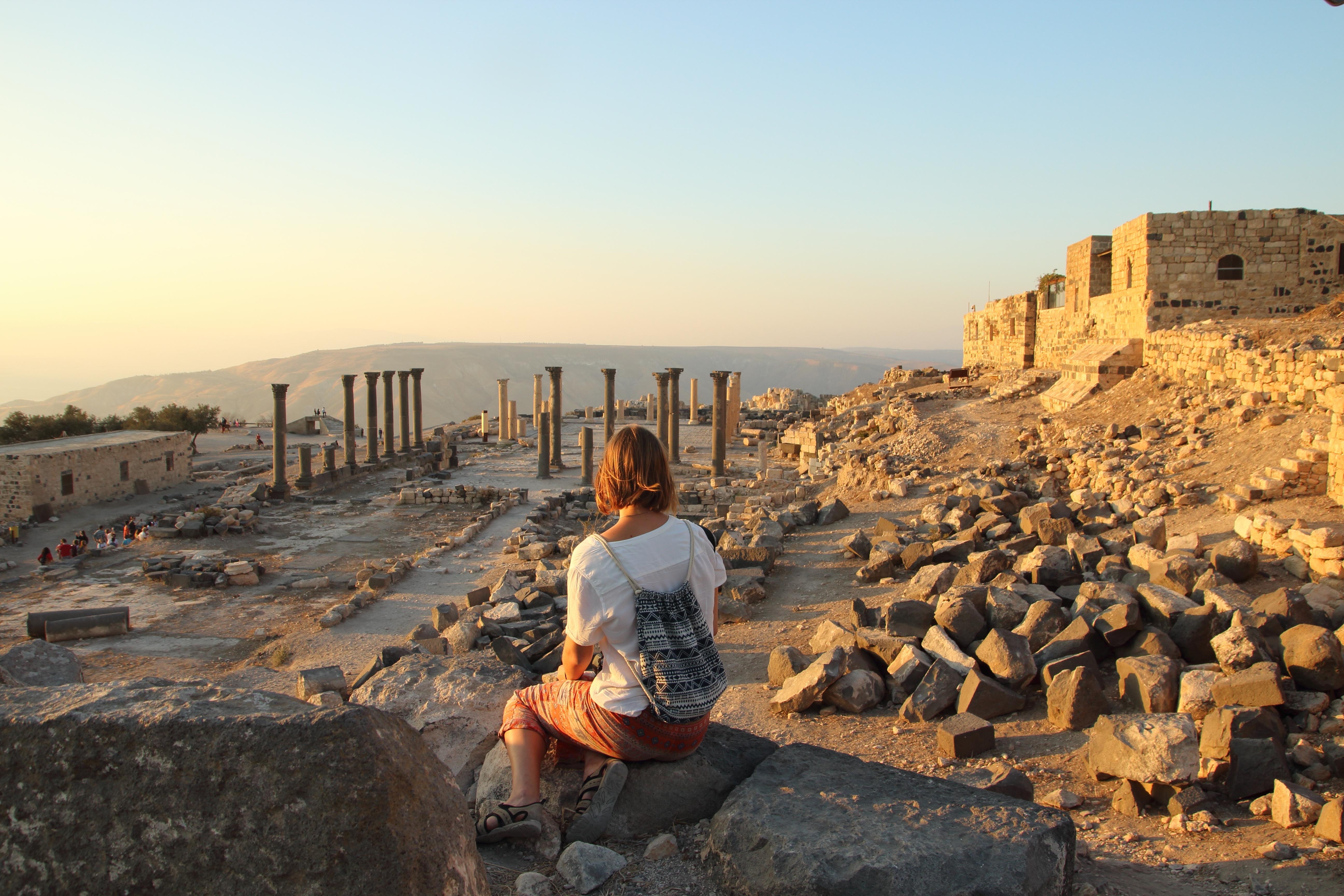 Sich selbst und der eigenen Kultur den Spiegel vorhalten – ein Jugendaustausch mit Jordanien