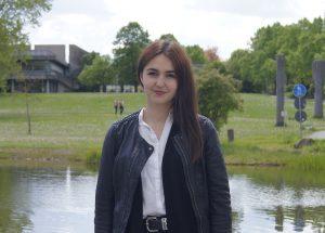 Lea Karamizadeh steht bei den Jusos auf Listenplatz 1