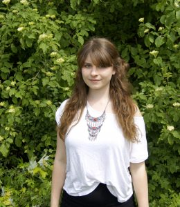 Svenja Tikovsky steht auf Listenplatz 1 der BL