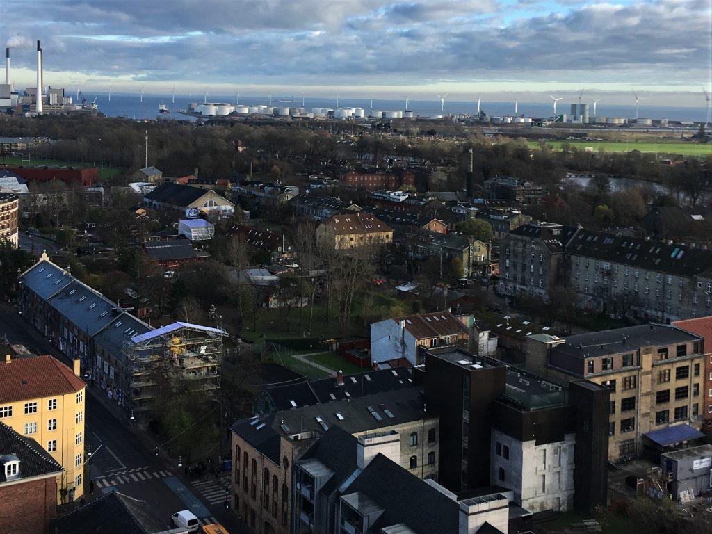 Christiania hat eine Fläche von ca. 50 Fußballplätzen
