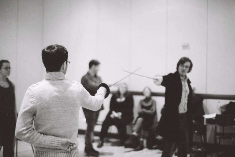 Sein oder Nichtsein – Shakespeares »Hamlet« am Theater an der Universität Regensburg