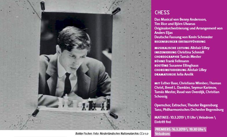 Nicht nur für Schachfans: »Chess« – das Musical