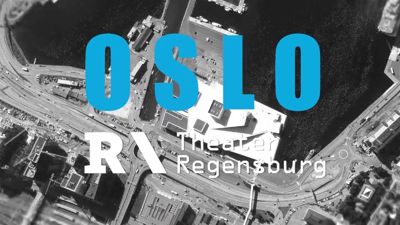 Der Traum von Frieden – J.T. Rogers Politthriller im Theater Regensburg