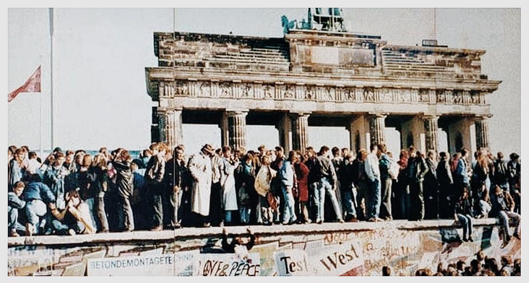 30 Jahre Mauerfall – Ein Resumée meiner Empfindungen zu Ost und West