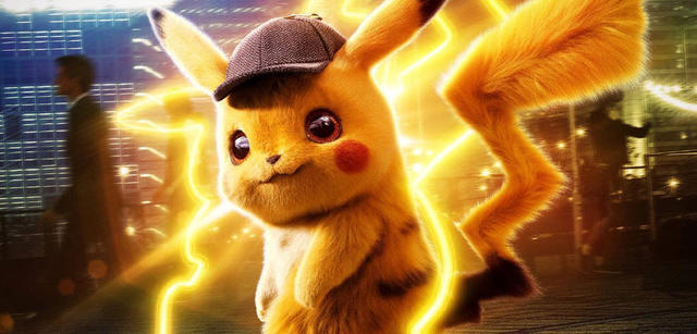 Am Dienstag im Studikino: »Pokémon Meisterdetektiv Pikachu« (OmU)