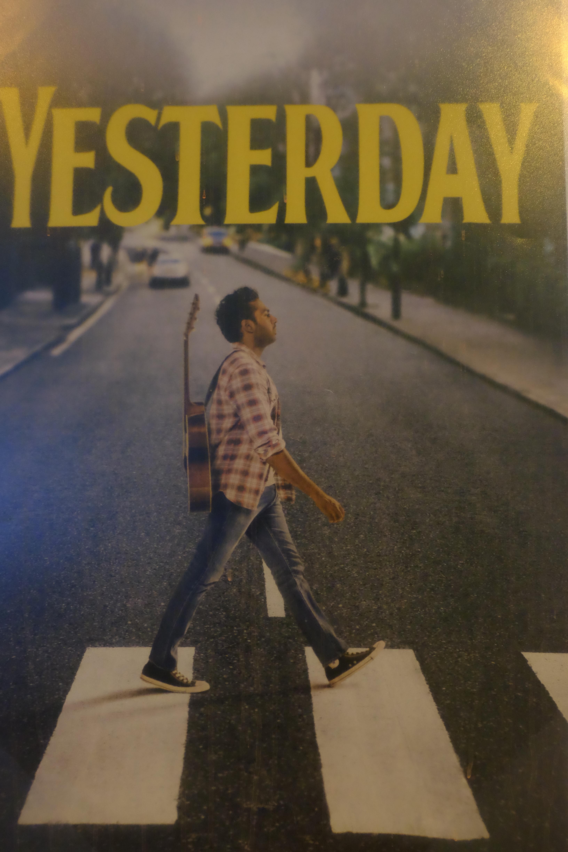 Yesterday – Am Dienstag im Studikino