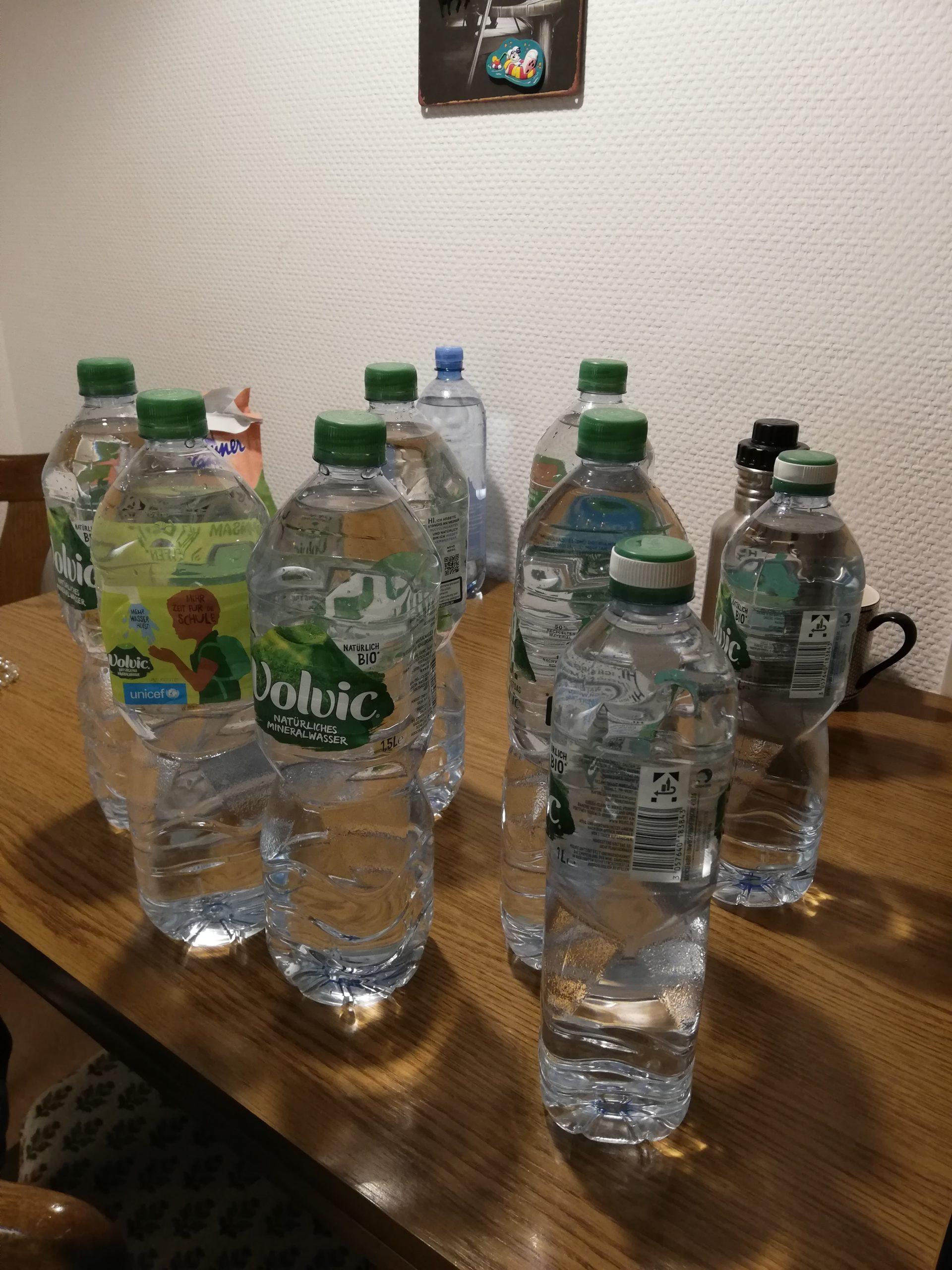 Wasser gibt es doch immer – oder?