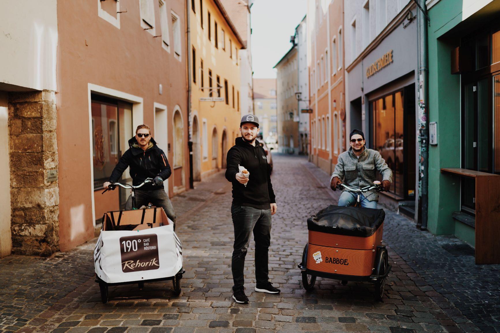 G'sichter hinter der Regensburger Gastro: Das Café Malefiz