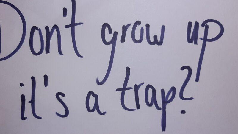 Wohnsinn-Kolumne: Wann sind wir eigentlich erwachsen?