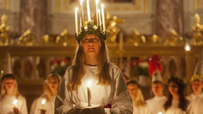 Über den Tellerrand: Das Luciafest in Schweden