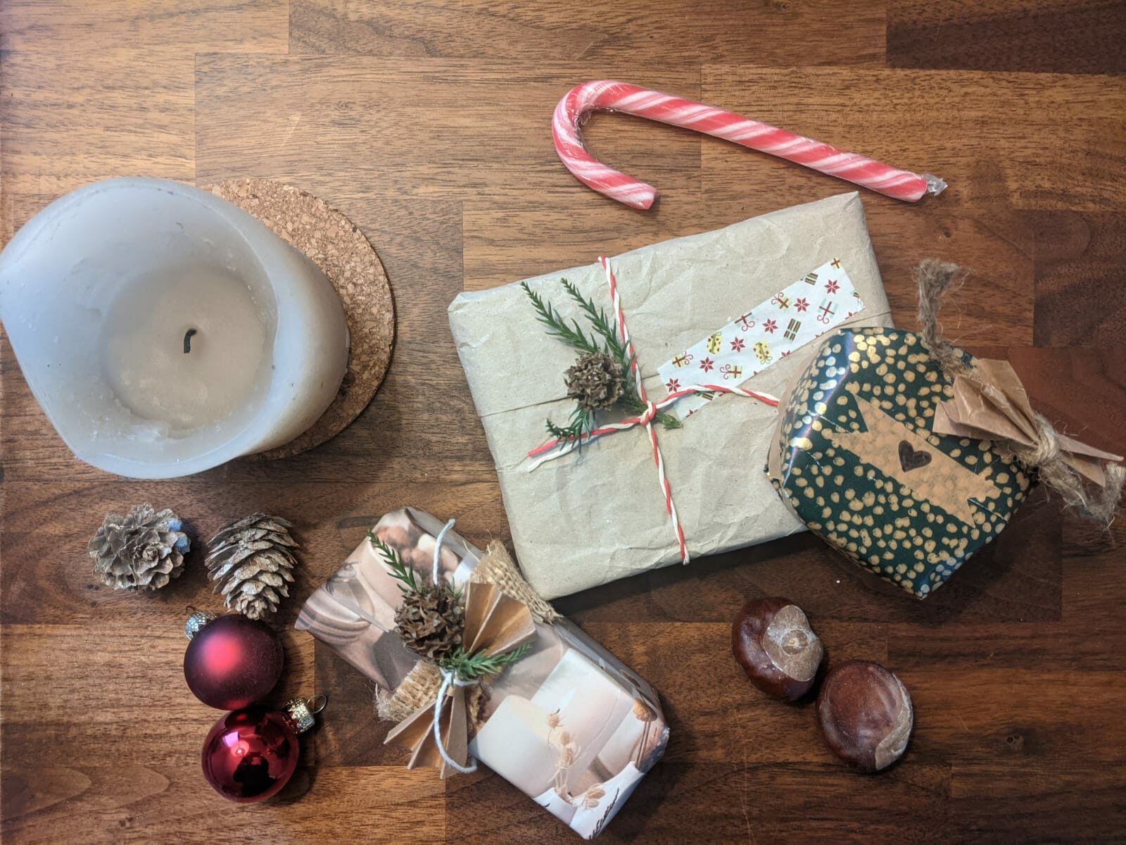To do des Tages: Geschenke verpacken mal anders