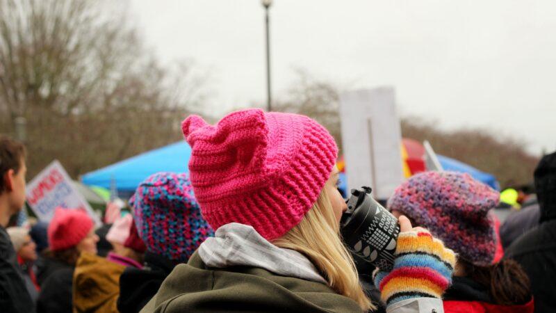 Feminis:muss: #Metoo, eine vergessene Bewegung?