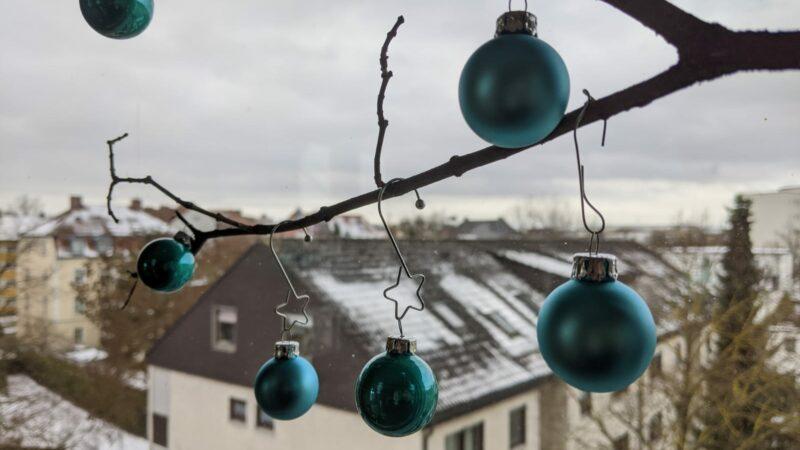 Wohnsinn-Kolumne: Weihnachtet es etwa immer noch?