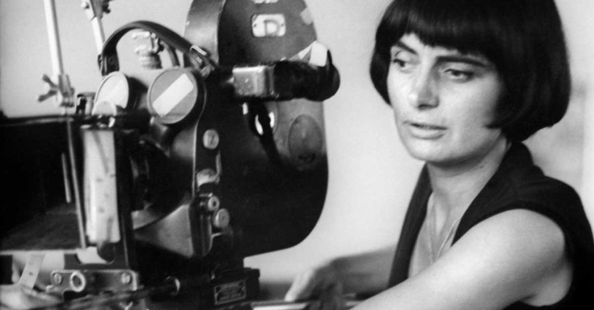 Mov:ement: Agnès Varda – eine Ikone des französischen Films