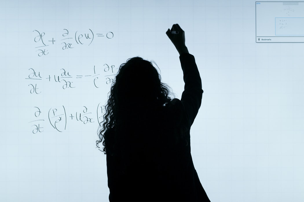 Feminis:muss: Mädchen können Mathe