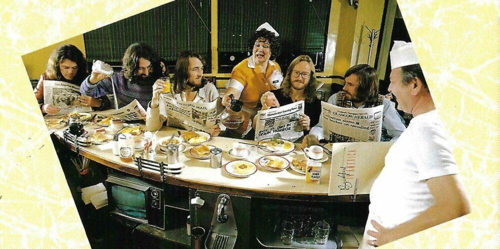 Lautstark: Ein musikalisches Frühstück in Amerika von Supertramp