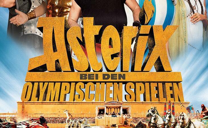 Mov:ement: »Asterix bei den Olympischen Spielen« – Die Adaption einer griechischen Tradition